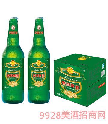 06牧咖原�{啤酒500ml