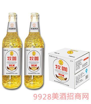 03牧咖啤酒纯爽500ml