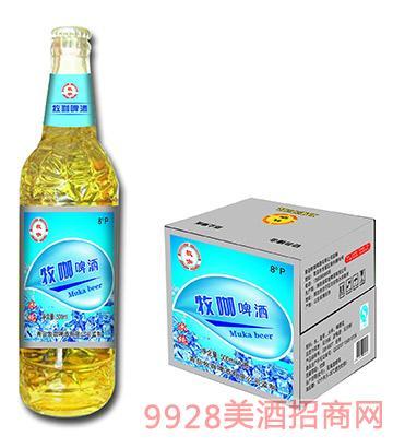 牧咖啤酒冰纯500mlx12
