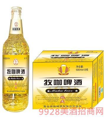 牧咖啤酒500mlx12