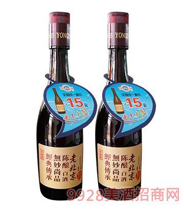 老北京陈酿白酒