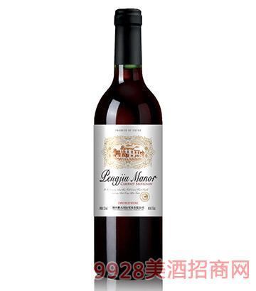 鹏九庄园精酿赤霞珠干红葡萄酒