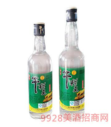 牛栏王酒光瓶