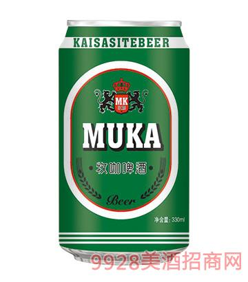 牧咖啤酒330ml
