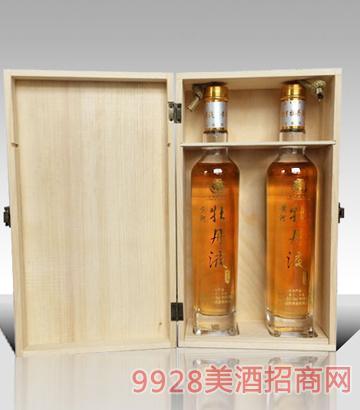 牡丹原浆酒x2