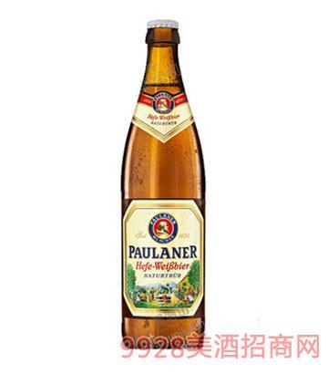 进口啤酒柏龙(普拉那)白啤酒