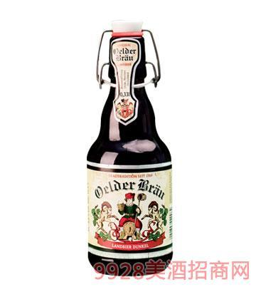 约尔德黑啤酒