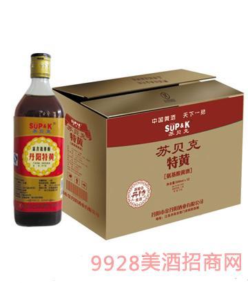 苏贝克丹阳特黄(富含氨基酸)酒
