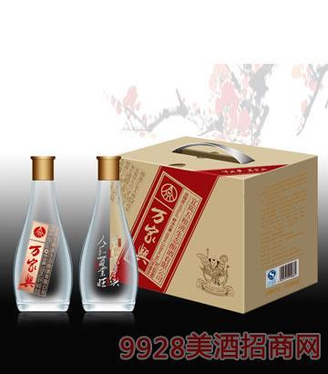 宜宾五粮液生态酿酒有限公司万家兴酒-小酒宝(礼盒)