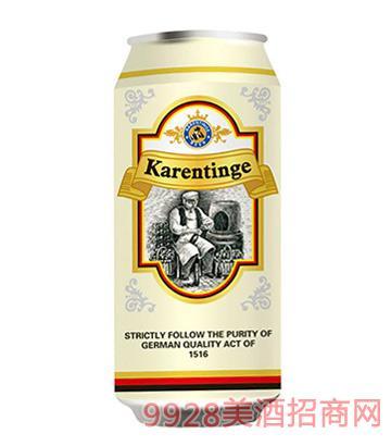 恺伦丁格啤酒500ml