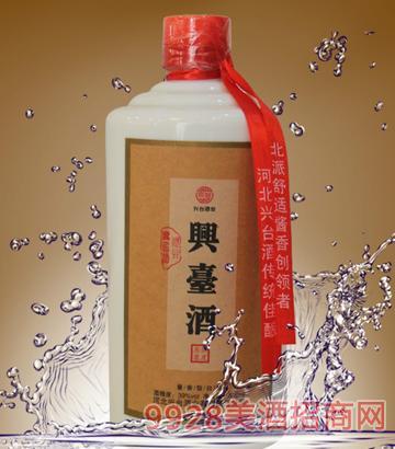 小兴台39度(盒装)酒