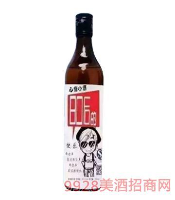 80后心情小酒快乐500ml