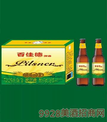 百佳德皮尔森啤酒330ml
