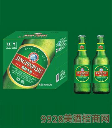 青岛百佳德精品啤酒500ml