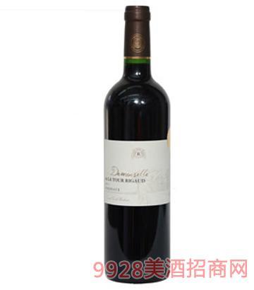 加沙克拉卡斯特干紅葡萄酒