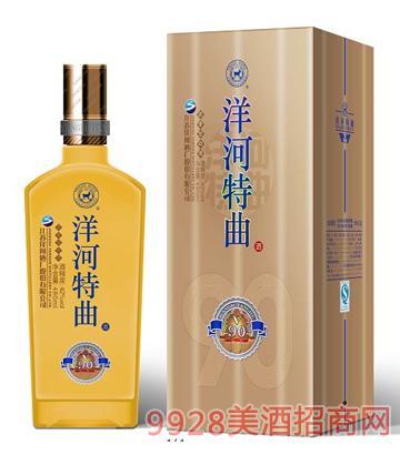 洋河特曲V90酒
