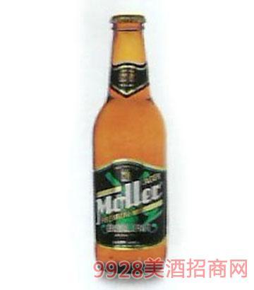 穆乐啤酒330ml