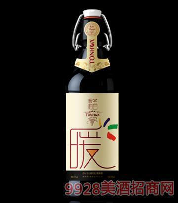 通化冬日暖阳山葡萄酒