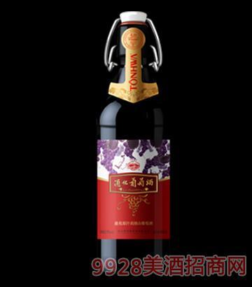 通化原汁山葡萄酒