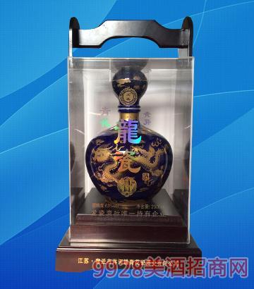 青花龙瓷酒63度2000ml
