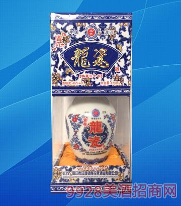 青花龙瓷酒典藏三十年45度450ml