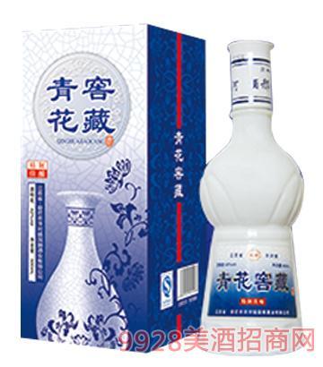 ��御酒�I青花窖藏(精制佳�)酒