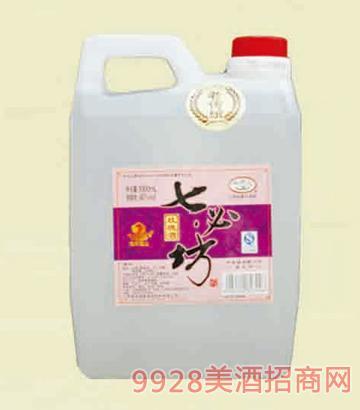 七必坊玫瑰酒
