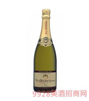 法国之光·维乐经典香槟酒12%vol750ml