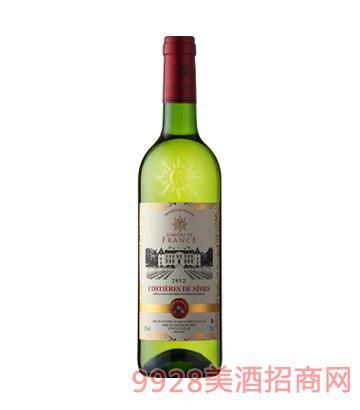 法国之光·特酿干白葡萄酒12%vol750ml