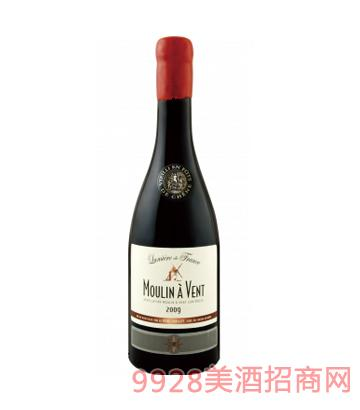 法国之光·风车珍藏干红葡萄酒12%vol750ml