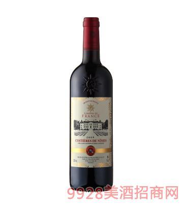 法国之光·特酿干红葡萄酒12%vol750ml