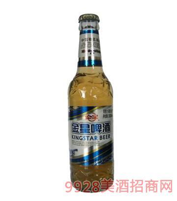 金星啤酒蓝标
