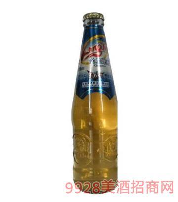 金星啤酒头标白