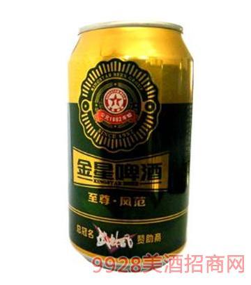 金星啤酒·风范320ml