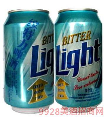 哈城啤酒缤特力