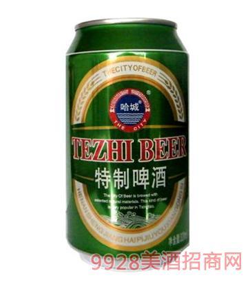 哈城啤酒特制320ml