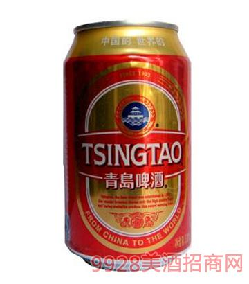 青岛啤酒红金