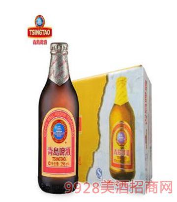 青岛啤酒棕金