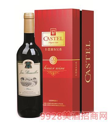 法国贝阑干白葡萄酒12%vol750ml