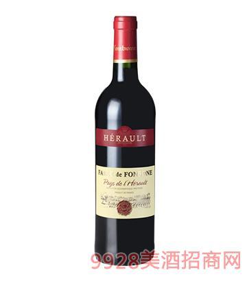 法国枫博传说干红葡萄酒