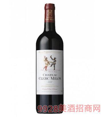 美隆修士堡红葡萄酒