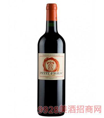 小飞卓堡红葡萄酒