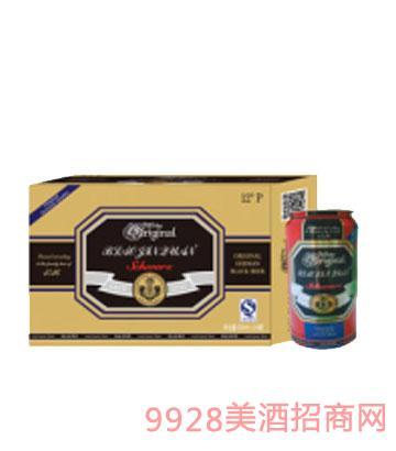 崂金泉12度(牛皮包装)啤酒