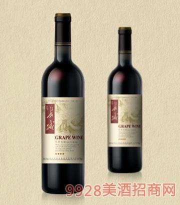百年长城干红葡萄酒