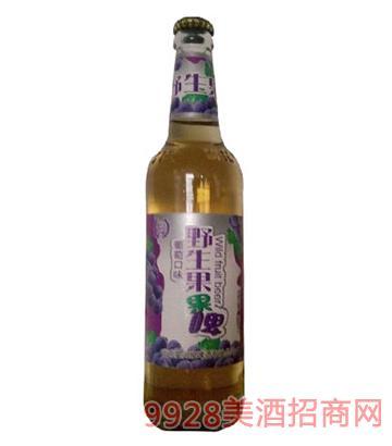 野生果果啤啤酒