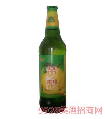 黄梨果啤啤酒