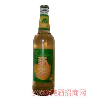 菠萝果啤啤酒