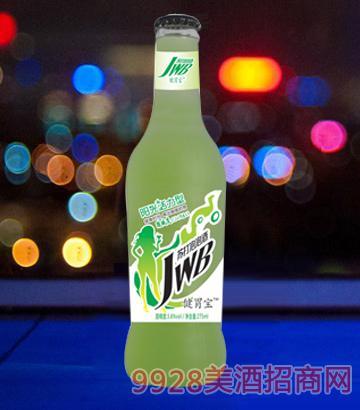 健胃宝苏打泡泡酒(绿)3.6度275ml