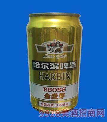哈尔滨啤酒金麦芽