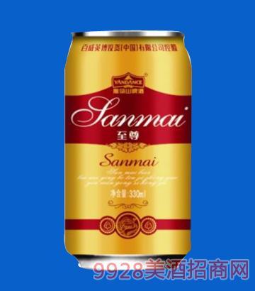 燕京啤酒330ml